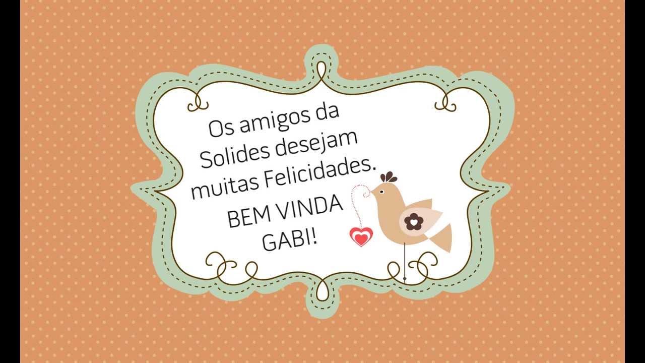 Frases De Aniversário Para Colegas De Trabalho: Amigos Das Solides Desejam Boas Vindas Para O Bebê Da