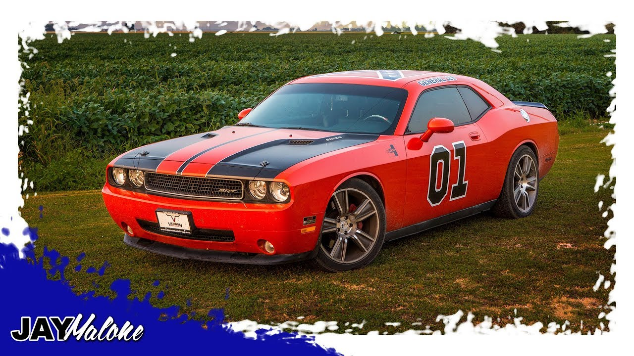 Dodge Challenger General Lee Edition Youtube