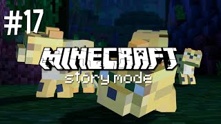 LET'S GET CATS! - MINECRAFT STORY MODE (EP.17)