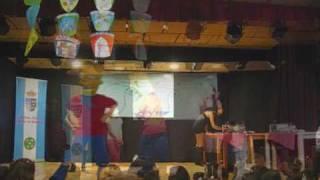 Día del Libro 2010 - Colegio Público Rural