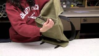 Duluth Pack Scout Pack - Urban Fashion Backpack Daypack