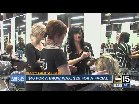 Salon offers BIG deals on spa services