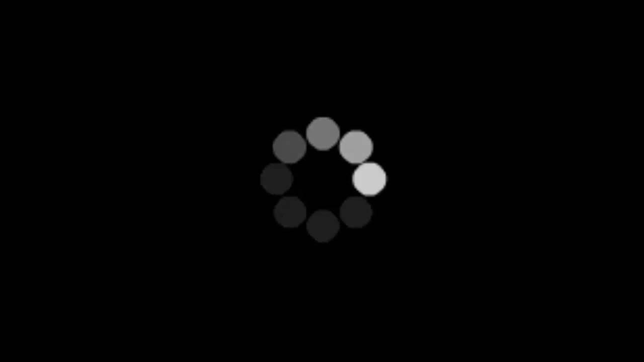 The YouTube-Challenge - 30 Minuten Ladezeichen - YouTube