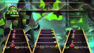 Trapped Under Ice by Metallica - Full Band FC #1665