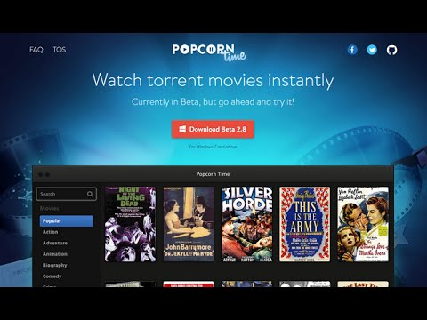 How to Watch Popcorn Time on Mac