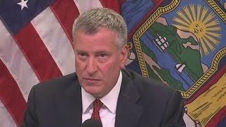 Mayor: NYC has finest public health system
