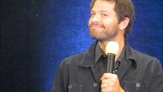 Misha about Vicki - Vancouver 2012
