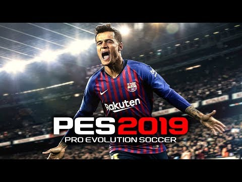 [PC DVD] Full Game Pro Evolution Soccer 2019 - CPY