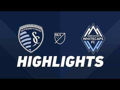 Sporting Kansas City vs. Vancouver Whitecaps FC | HIGHLIGHTS - May 18, 2019