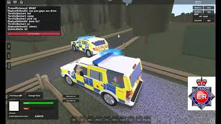 Roblox-United Kingdom GPM Eastbrook Firearms Patrol