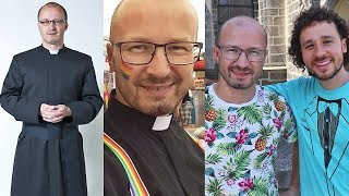 El sacerdote que renunció a la iglesia por ser gay