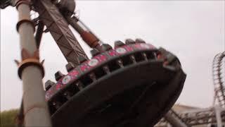 [OFFRIDE] Side Kick (HUSS Frisbee), Movie Park Germany [HD]