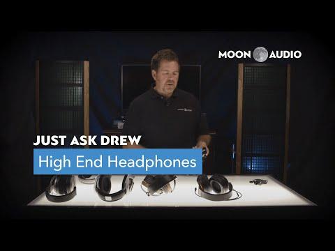 High End Headphones - Drew's Top Picks