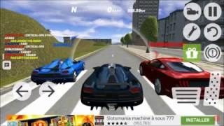Multiplayer Driving Simulator - DRAG RACING MEETING #1 ! Tons of Supercars !