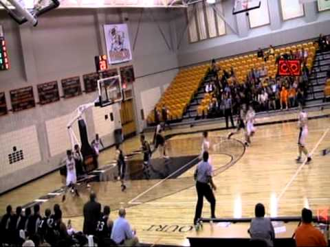 Hendrix College vs. Centre College (2/15/13) Part 1
