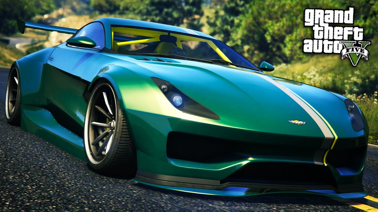 GTA Online: Fully Upgraded SPECTER CUSTOM Sports Car