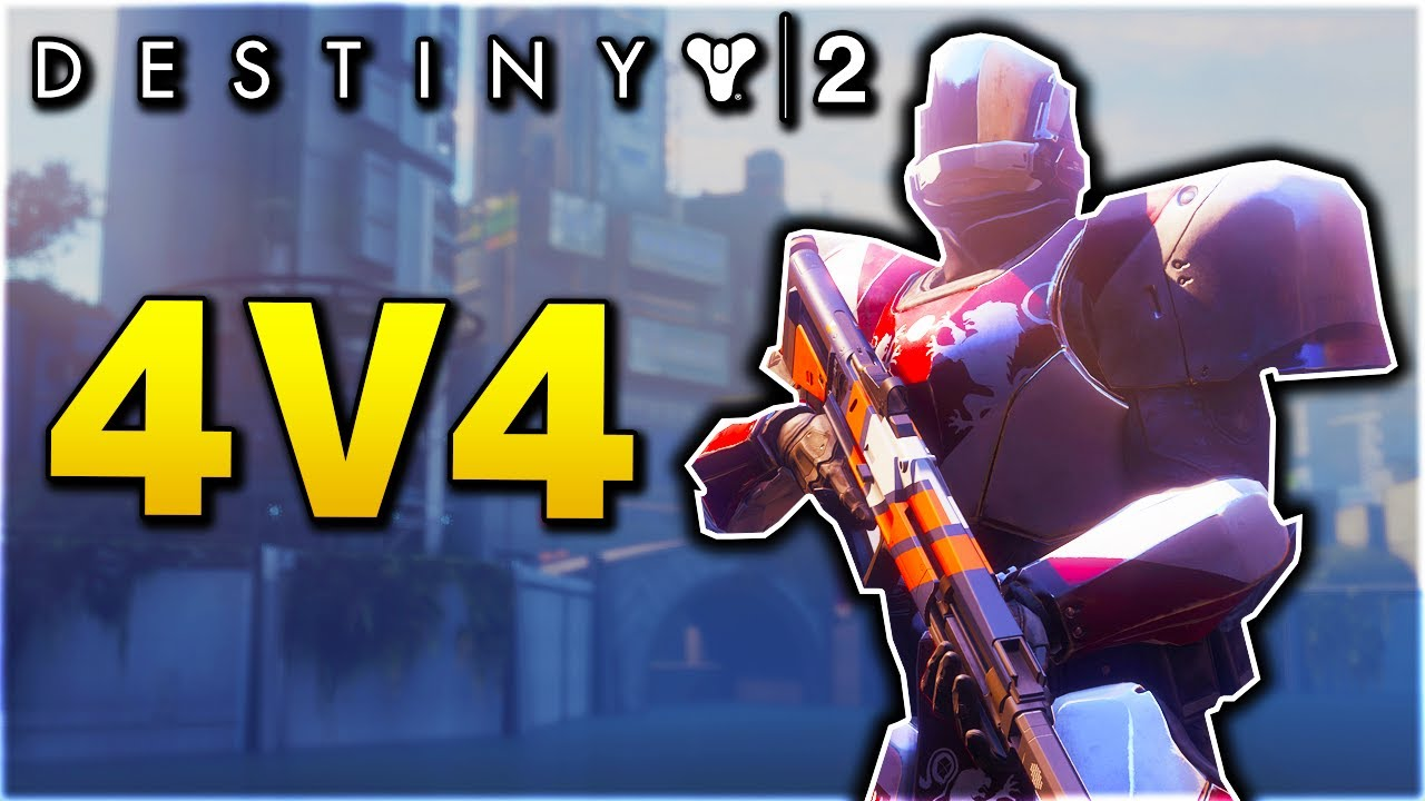 Will Destiny 2's 4V4 PVP BE GOOD OR BAD? (Destiny 2 CRUCIBLE 4V4 THOUGHTS)
