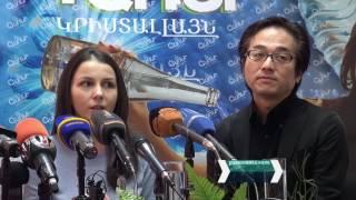 Հայ փոքրիկ երգիչները ճապոներենով տասը երգ կձայնագրեն