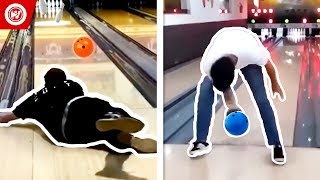 Must-See Bowling Trick Shots 2018