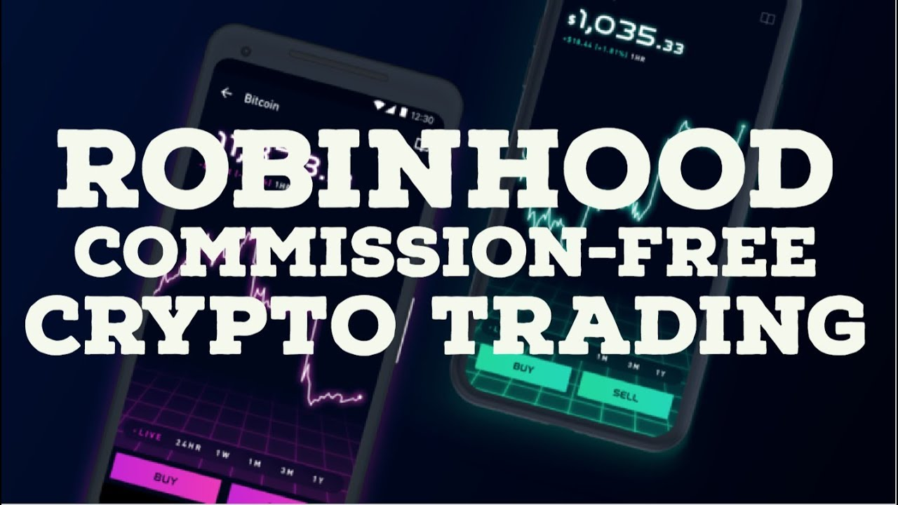 trading bitcoin on robinhood