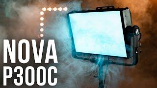 Introducing the Nova P300c | Ultimate RGBWW Softlight