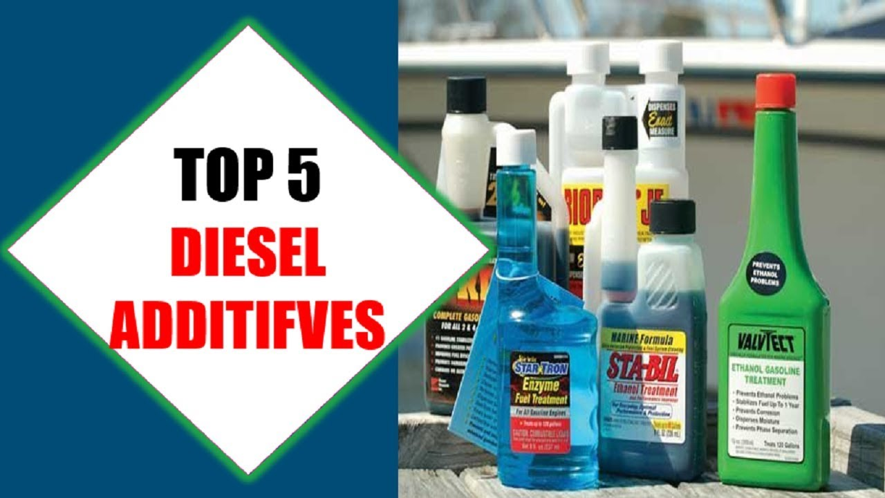 Top 5 Best Diesel Additives 2018 | Best Diesel Additive Review By Jumpy  Express