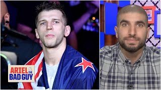 McGregor vs. Gaethje? What's next for Hooker? Helwani books UFC lightweights | Ariel & The Bad Guy