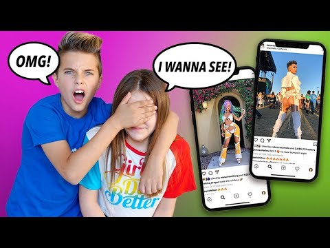 REACTING TO YOUTUBER COACHELLA OUTFITS (James Charles, David Dobrik)| Ft. Piper Rockelle