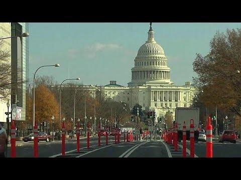U.S. government shutdown looms