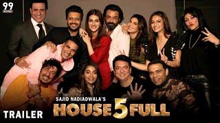 Housefull 5 Trailer   Akshay ,Govinda ,Ritesh ,Anushka ,Karishma   housefull 5 official trailer