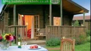 Wickham Green Farm Lodges - Wiltshire Lodge Holiday Video Review