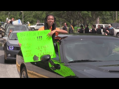 Diploma Parade - Hilton Head Island High School
