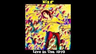 The Easy Rider Generation In Concert: Dio & Elf - Live! And My Soul Shall Be Lifted (1973) 🇺🇸