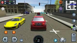 Car Driving School Simulator - Школа вождения: Калифорния. Уроки 6-12