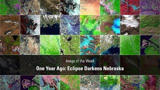 One Year Ago: Eclipse Darkens Nebraska