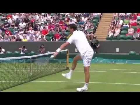 Tennis fail compilation ~Wimbledon 2012 ~