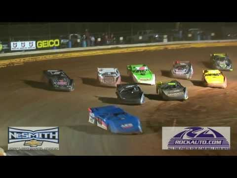 NeSmith Dirt Late Models Race 2, Golden Isles Speedway