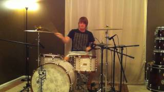 Mayday Parade - Jamie All Over HD Drum Cover (Studio Quality)