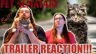 Pet Semetary (2019) Trailer 1 Reaction