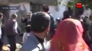На гостей свадьбы рухнул балкон Турция