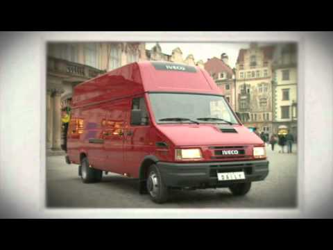 Iveco Daily - History