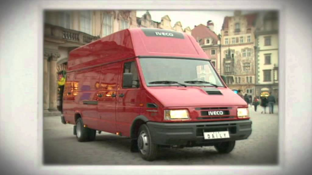 iveco daily history youtube. Black Bedroom Furniture Sets. Home Design Ideas