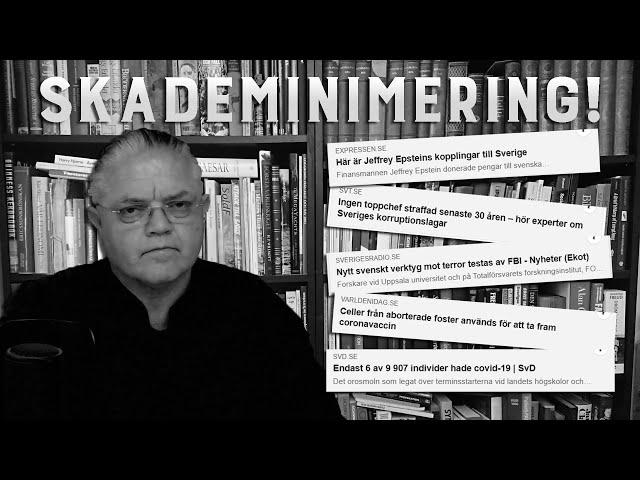 Carl Norberg 2020 09 18  - Djupa staten har tappat problemformuleringsinitiativet!