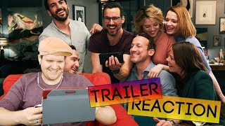 DAS PERFEKTE GEHEIMNIS Trailer Reaction Deutsch German [4K][2019]