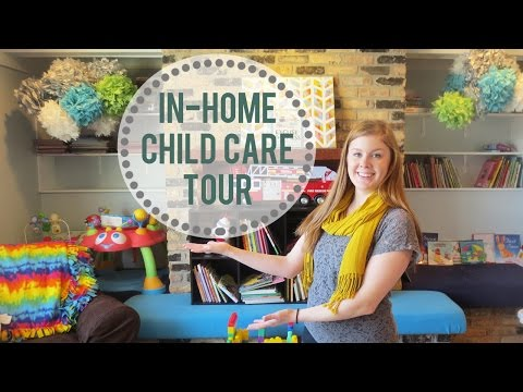 In-Home Child Care Tour