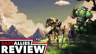 SteamWorld Quest - Easy Allies Review (Video Game Video Review)