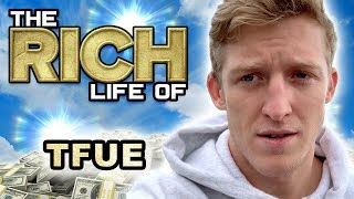 TFue | The Rich Life |  Forbes Net Worth 2019 ( Cars, Mansion, & more )