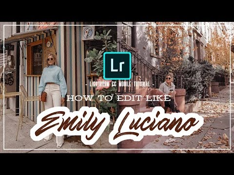 Download How To Edit Like Emily Luciano L Emily Luciano
