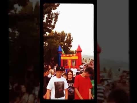 Everyday CT Raps Performance Downtown Klamath Falls