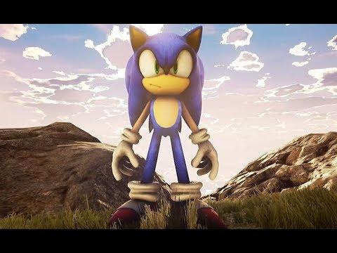 Sonic Adventure 2 - Chao Garden [Unreal Engine 4] - (DOWNLOAD LINK IN  DESCRIPTION)